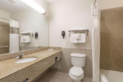 加尔维斯顿贝蒙特旅馆&套房酒店 - 加爾維斯敦 - 浴室