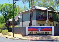 爱丽丝托德公寓 - 爱丽丝泉 - 建筑