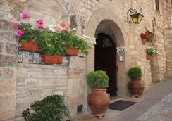 德尔瓦吉艾特尔酒店 - 阿西西 - 户外景观