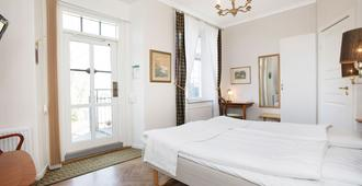布雷达布利克酒店 - 维斯比 - 睡房