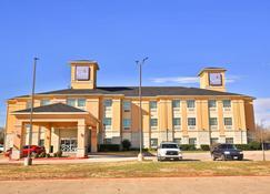 安眠套房酒店-大学 - 阿比林 - 建筑