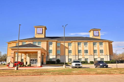 司丽普酒店及套房 - 阿比林 - 建筑