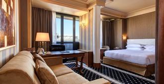 卡皮托尔米兰酒店 - 米兰 - 睡房