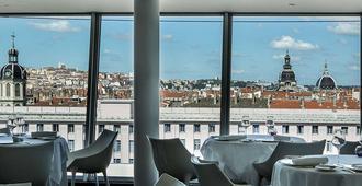 里昂贝勒库尔索菲特酒店 - 里昂 - 餐馆