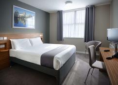 旅行者哥尔韦旅游宾馆 - 戈尔韦 - 睡房