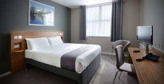 旅行者戈尔韦酒店 - 戈尔韦 - 睡房