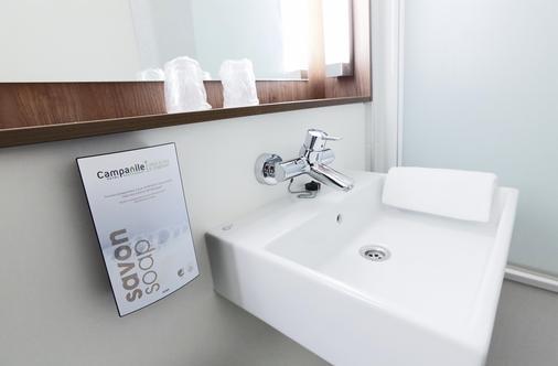 里尔南基钟楼酒店 - Chr - 里尔 - 浴室