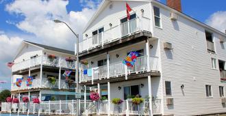 大西洋汽车旅馆 - 汉普顿(新罕布什尔州) - 建筑