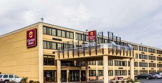 凯隆机场酒店及会议中心 - 夏洛特 - 建筑