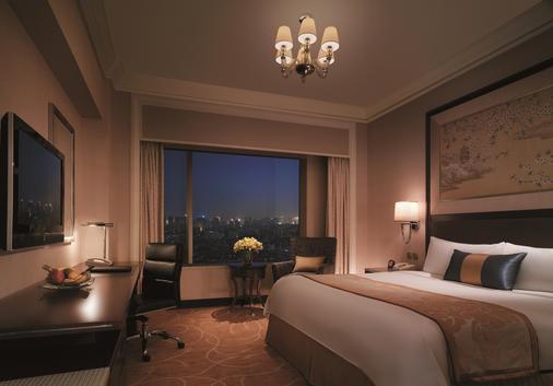 武汉香格里拉大酒店 - 武汉 - 睡房