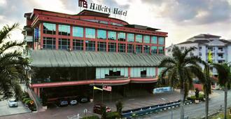 山城酒店与公寓式客房 - 怡保