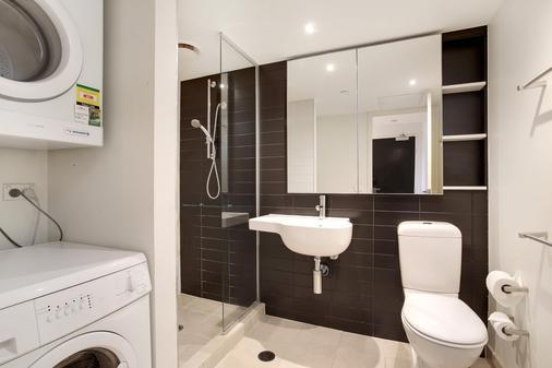 四季墨尔本文化遗址酒店 - 墨尔本 - 浴室