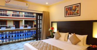 特拉帕莱索度假酒店 - 卡兰古特 - 睡房
