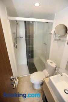 塞努里若酒店 - 普埃布拉 - 浴室