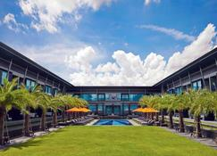 武里南阿玛瑞联合酒店 - 武里南 - 建筑