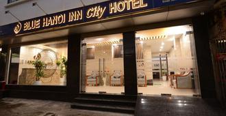 河内布鲁城市酒店 - 河内 - 建筑