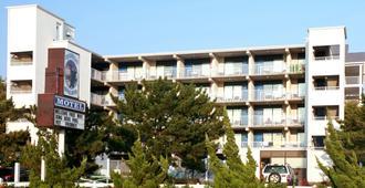 赤脚邮递员旅馆 - 大洋城 - 建筑