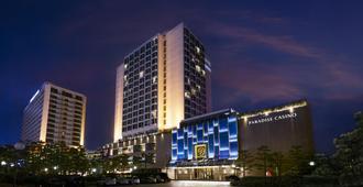 釜山天堂酒店 - 釜山 - 建筑