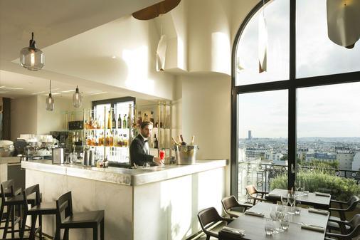 特拉斯酒店 - 巴黎 - 酒吧