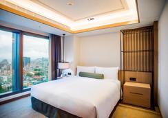 台北凯达大饭店 - 台北 - 睡房