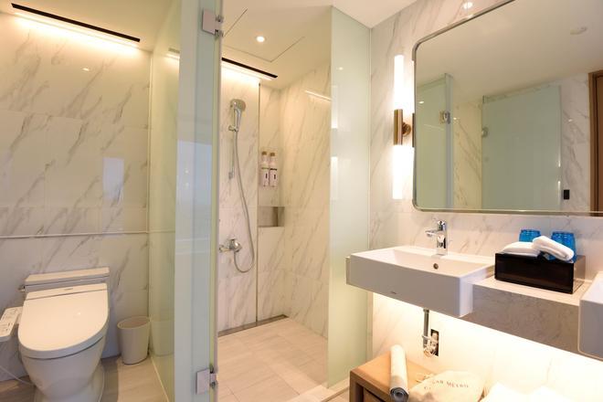 台北凯达大饭店 - 台北 - 浴室
