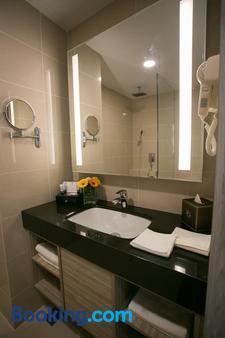 新山V8酒店 - 柔佛巴鲁 - 浴室