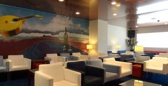 琴昆特纳里奥酒店及会议中心 - 法蒂玛 - 酒吧