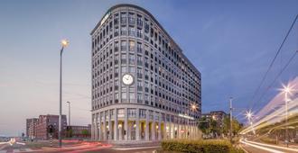 阿马迪全景酒店 - 阿姆斯特丹 - 建筑