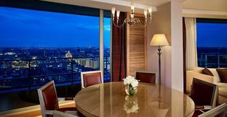 伦敦骑士桥公园大厦豪华精选酒店 - 伦敦 - 阳台