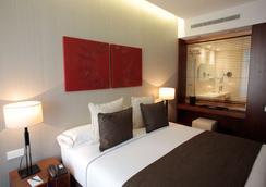 卡里斯波尔图里贝拉酒店 - 波尔图 - 睡房