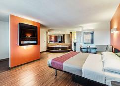 马丁斯堡6号汽车旅馆 - 马丁斯堡 - 睡房