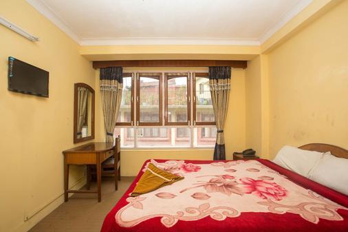 红熊猫酒店 - 加德满都 - 睡房