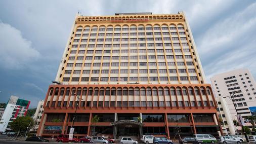 加雅中心酒店 - 亚庇 - 建筑