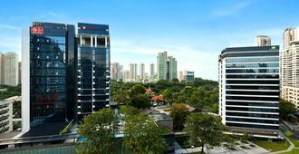 新加坡中山公园戴斯酒店 - 新加坡 - 户外景观