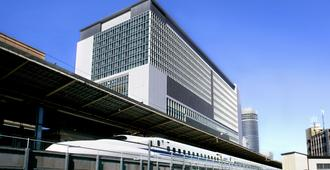 阿索西亚新横滨酒店 - 横滨 - 建筑