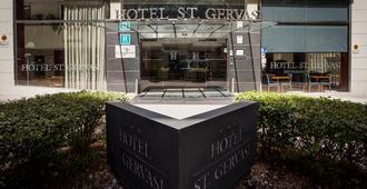 西尔肯圣格瓦西酒店 - 巴塞罗那 - 建筑