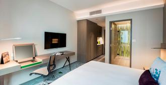 布里斯班辉盛凯贝丽酒店式服务公寓 - 布里斯班 - 睡房
