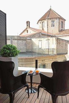 巴塞罗那西班牙酒店 - 巴塞罗那 - 阳台