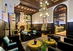 巴塞罗那西班牙酒店 - 巴塞罗那 - 休息厅