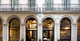 巴塞罗那西班牙酒店 - 巴塞罗那 - 建筑