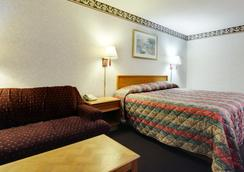 Americas Best Value Inn and Suites - Macon - 睡房