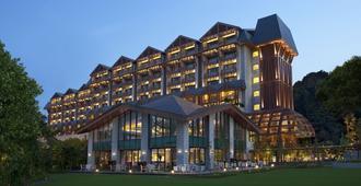 逸濠酒店 - 新加坡 - 建筑