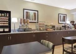 格林维尔微酒店 - Greenville - 餐馆