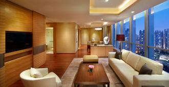重庆富力凯悦酒店 - 重庆 - 客厅