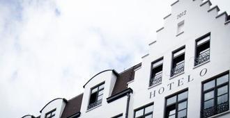 奥卡瑟德尔酒店 - 安特卫普 - 建筑