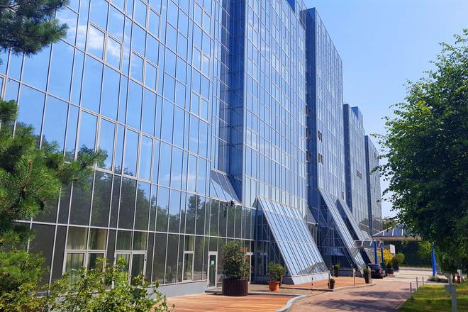 达姆施塔特贝斯特韦斯特广场酒店 - 达姆施塔特 - 建筑