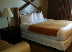 罗林斯西方旅馆 - 罗林斯 - 睡房