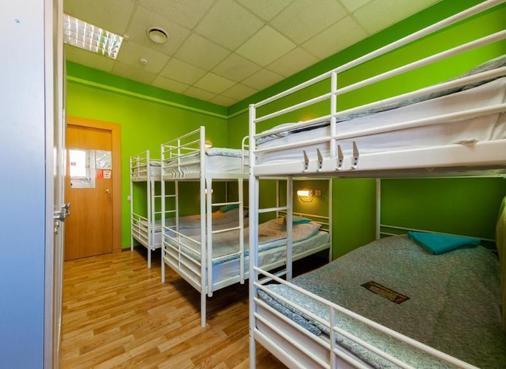 阿尔巴特州维尼熊旅馆 - 莫斯科 - 睡房