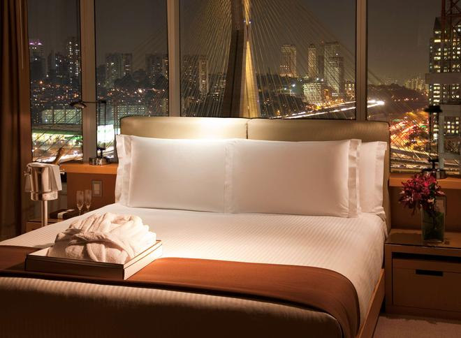 圣保罗君悦酒店 - 圣保罗 - 睡房