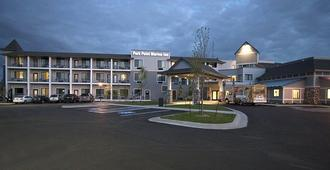 公园岬码头酒店 - 德卢斯 - 建筑